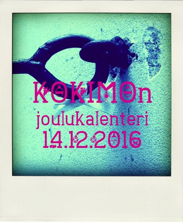 kokimon_joulukalenteri14