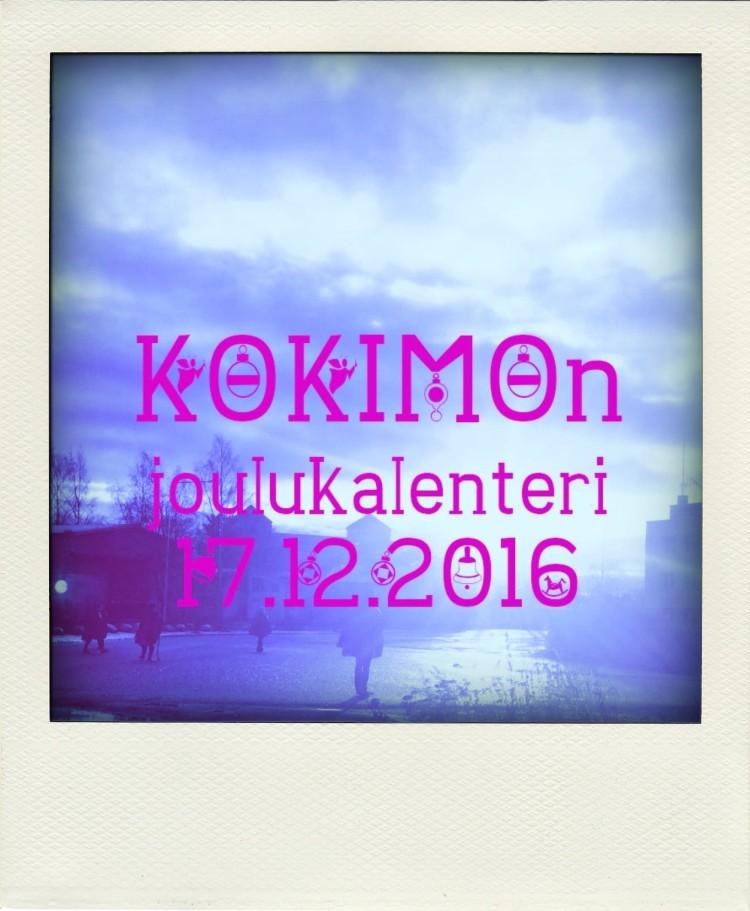 kokimon_joulukalenteri17