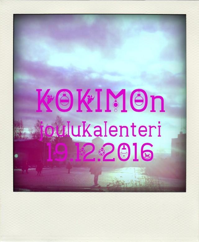 kokimon_joulukalenteri19