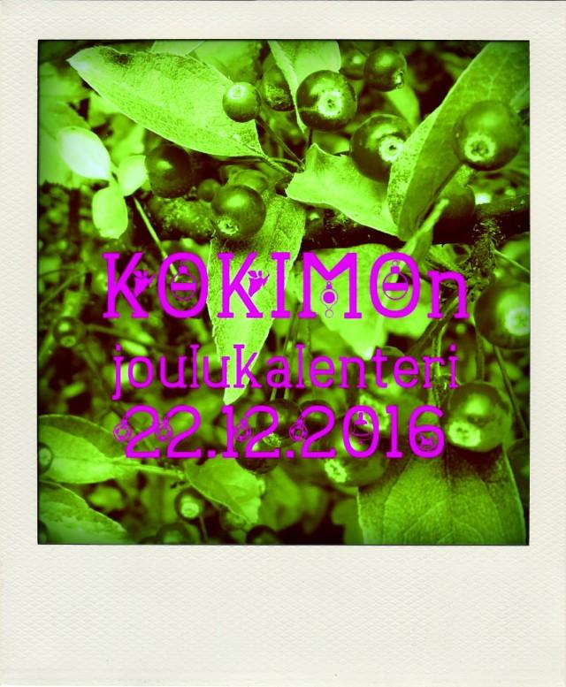 kokimon_joulukalenteri22