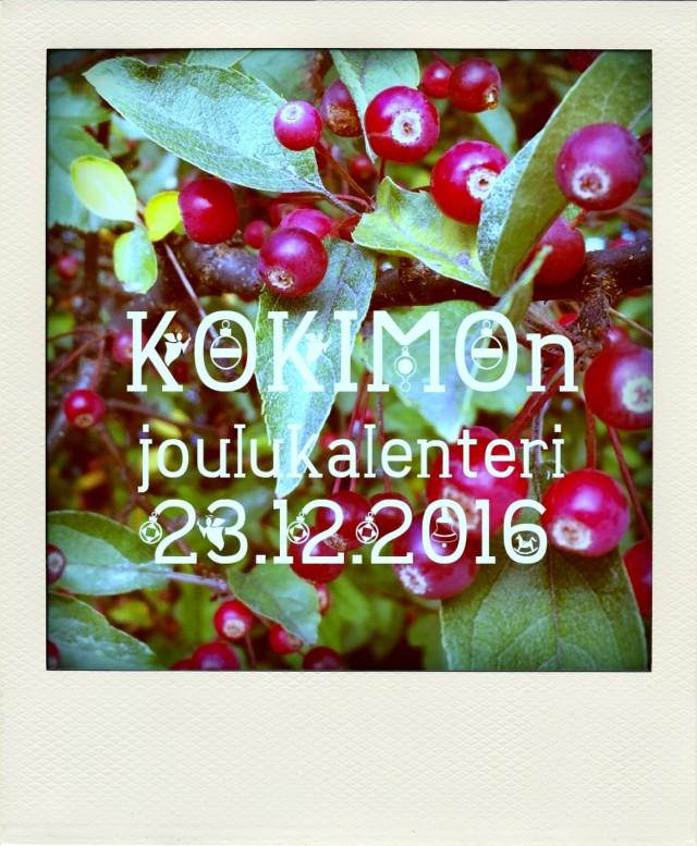 kokimon_joulukalenteri23